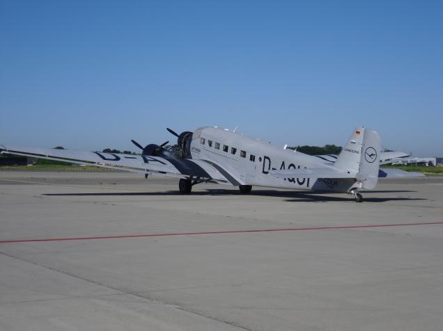 Junkers52 D-AQUI